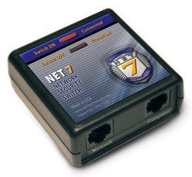 Internet Network Security Lock Switch by Net 7 Tech