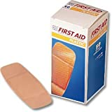 Adhesive Bandages 2'' X 4-1/2'' 50/Box (BOX)