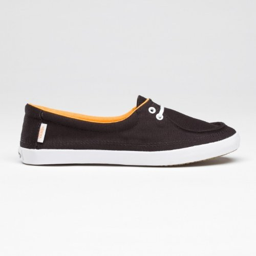 где купить Vans Women's Rata Lo (Hemp) Black Trainer VOK33VS size 9.5 по лучшей цене