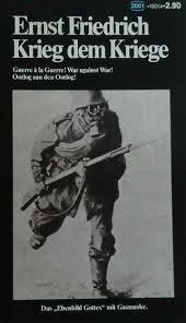 Buchseite und Rezensionen zu 'Krieg dem Kriege!' von Ernst Friedrich
