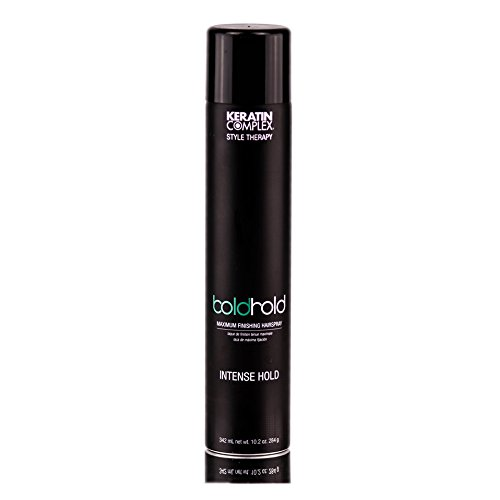 Keratin Complex Style Therapy Bold Hold Maximum Finishing Hairspray - 10.2 oz (Keratin Hair Spray compare prices)