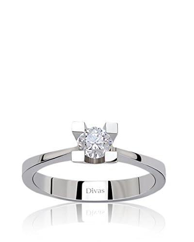 Divas Diamond Anello 0.25 ct Gold Diamond Solitaire