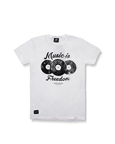 SEVENTYSEVEN Camiseta Manga Corta Music Is Freedom