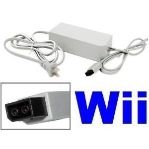 AC Wall Power Adapter Plug for Nintendo Wii