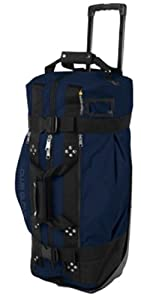 Club Glove Rolling Duffle 2 Navy by Club Glove