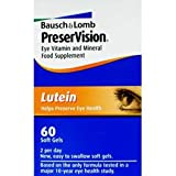 PreserVision Lutein - 60 Softgels