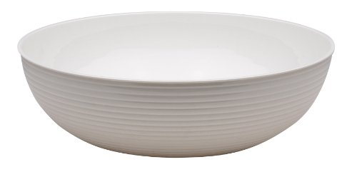 Cambro (RSB8CW148) 53 oz Round Ribbed Bowl - Camwear [Case of 12]