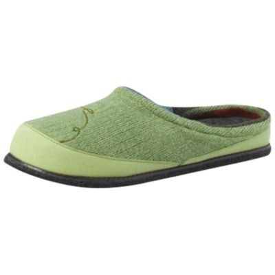 Cheap SmartWool Fritter Free Heel Slippers – Merino Wool (For Women) – WASABI HEATHER (34-108-651)