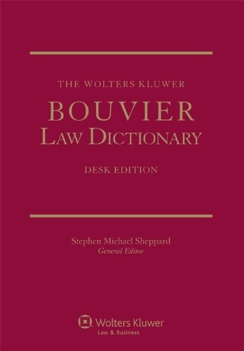 the-wolters-kluwer-bouvier-law-dictionary-desk-edition-2-volumes-desk-edition-by-stephen-michael-she