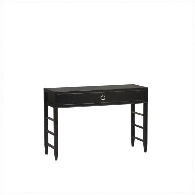 East End Avenue Console Table Living Room Furniture Black