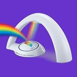 DUSIEC LED Rainbow Projector, Romantic Rainbow Lamp in My Room Projector,mini Projector,portable Projector,bed Lamp,table Lamp By Dusi