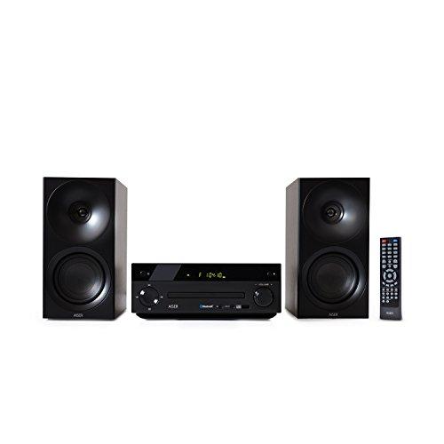 UE 10 Watt Micro Hi-Fi System Lautsprecher mit 8-PIN Lightning Schnittstelle & Bluetooth mit Fernbedienung für neue Apple iphone ipad Mini und ipad Air* - schwarz
