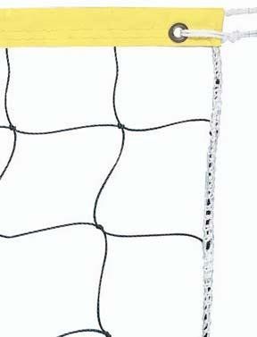 Champion Sports Vinyl Volleyball Nets, Neon Yellow, 32 x 3-Feet (Champion Volleyball Net compare prices)