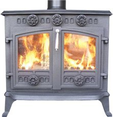 Sale This Month Only 50% Off Worcester 12 kw Wood Burning Multifuel Stove 2014 Model