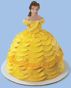 Disney Princess Belle Petite Doll Cake Topper