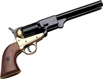 Confederate Civil War Replica Revolver
