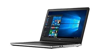 2016 Newest Model Dell Inspiron 15 15.6-Inch Full HD 1920 x 1080 LED Touchscreen High Performance Premium Laptop, Intel Core i5-4210U, 8GB, 1TB HDD, DVD+/-RW Drive, HDMI, Bluetooth, Win 10 - Silver