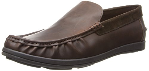 Kenneth Cole Unlisted Men'S Back At It Oxford,Brown,7.5 M Us