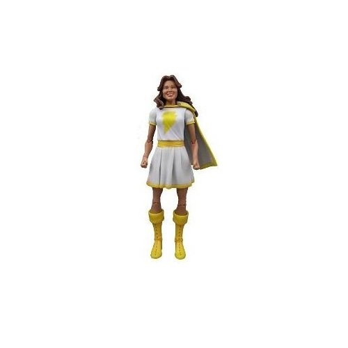 DC Universe Classics Series 12 Action Figure Mary Batson White Outfit Variant Build Darkseid Piece