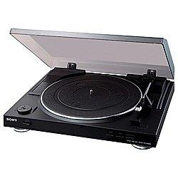 SONY ステレオレコードプレーヤー PS-LX300USB