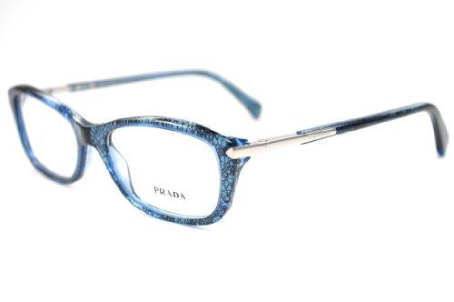 pradaPrada PR04PV Eyeglasses-JAX/1O1 Lace Shade-54mm