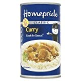 Homepride Classic Curry Cook-In Sauce 500G