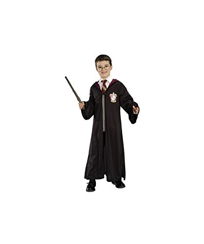 Harry Potter Boys Costume Kit Book Movie Hogwarts Wizard