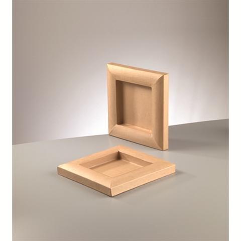 bilderrahmen karton zum basteln bemalen und gestalten. Black Bedroom Furniture Sets. Home Design Ideas