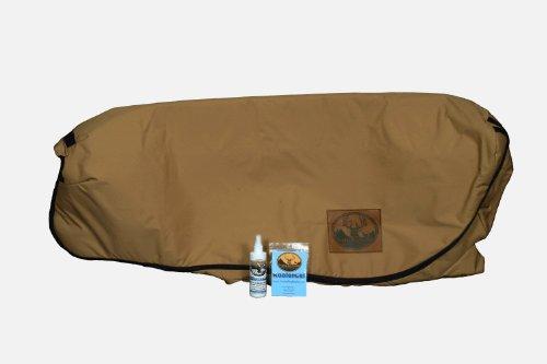 Trophy Bag Kooler Reusable Game Bag With The Game Fresh System, Tan front-602497