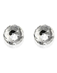 Autograph Disco Dome Stud Earrings MADE WITH SWAROVSKI® ELEMENTS