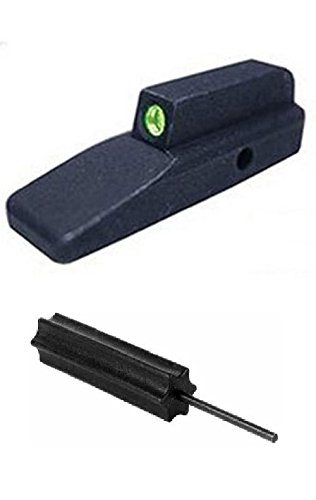 Meprolight The Mako Group Ml10997 Ruger Lcr Tru-Dot® Night Sight Front Sight + Ultimate Arms Gear Pro Disassembly 3/32 Pin Punch Armorers Gunsmith Tool