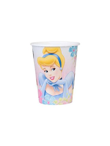 Disney Princess Party Cups - Disney Princess Paper Cups 9 Oz - 1