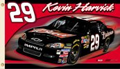 #29 Kevin Harvick Premium Two Sided 3x5 Flag