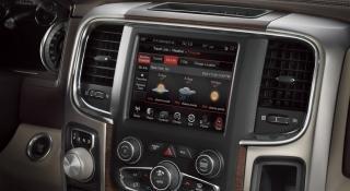 Nav-Tv Rear Camera Interface For Dodge Ram Or Jeep Grand Cherokee