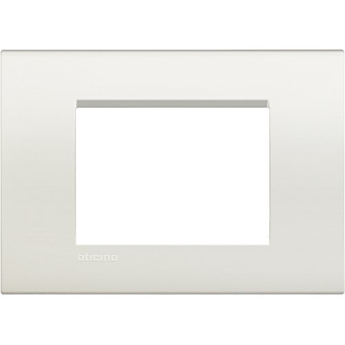 Placca living light bianca lna4803bi bticino quadra - Interruttori living light ...
