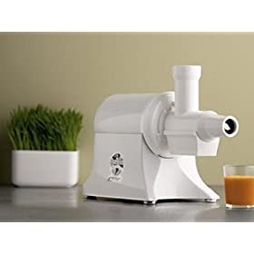 Champion Juicer G5-NG853S-WHITE Household Juicer