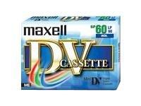 maxell-dvc-60-cinta-de-grabacion