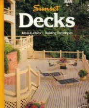 Decks (Southern Living), Sunset Books
