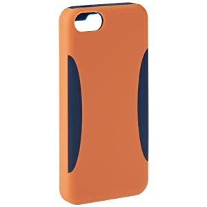 AmazonBasics Coque en polycarbonate/silicone pour iPhone 5c