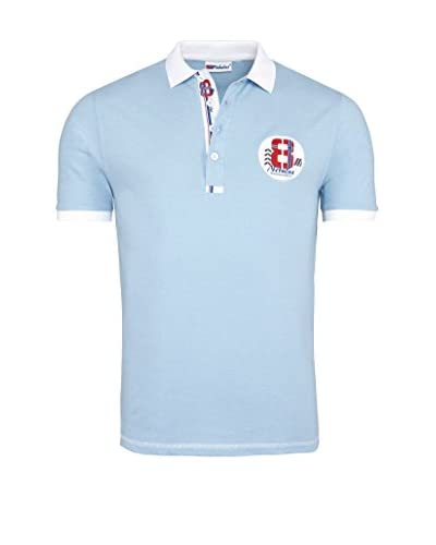 Nebulus Poloshirt Seaside