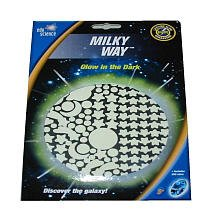 Milky Way Glow Stickers from University Games