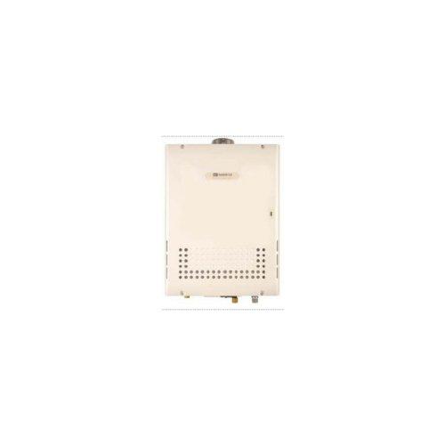 Noritz Nr71-Sv-Lp Indoor/Outdoor Tankless Propane Water Heater, Capacity Range 0.5-71. Gpm