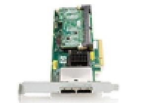HP SA P410/1G FBWC 2-ports Internal PCIe x8 SAS Controller 572532-B21