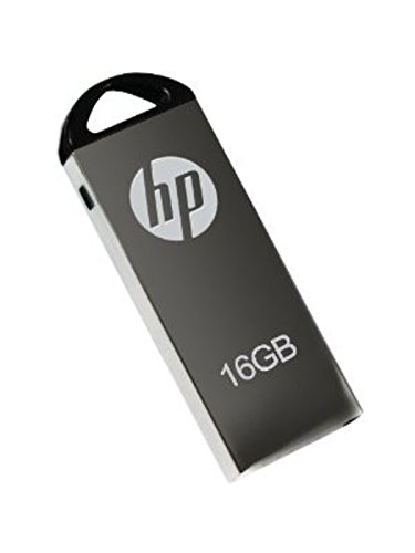 HP HPFD220W-16 16GB Pen Drive (Silver/Black)  available at amazon for Rs.550
