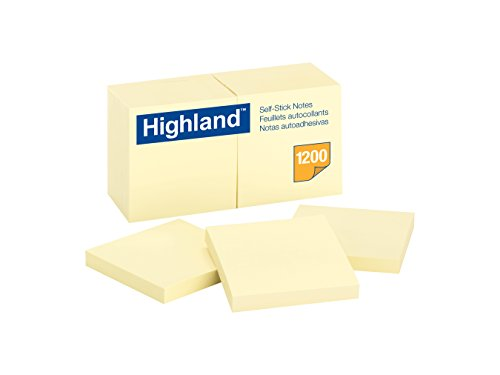 highland-notes-3-x-3-inches-yellow-12-pads-pack