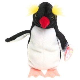 Frigid the Penguin Ty Beanie Babies - 1