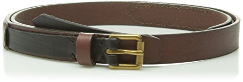 Fossil Fossil Women's Skinny Leather Inset Belt