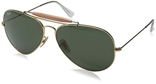 Ray-Ban Outdoorsman II Gold L2112 (Rb 3030 compare prices)