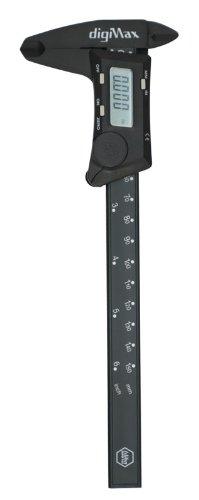 Цифровой пластиковый штангенциркуль Wih aDigiMax