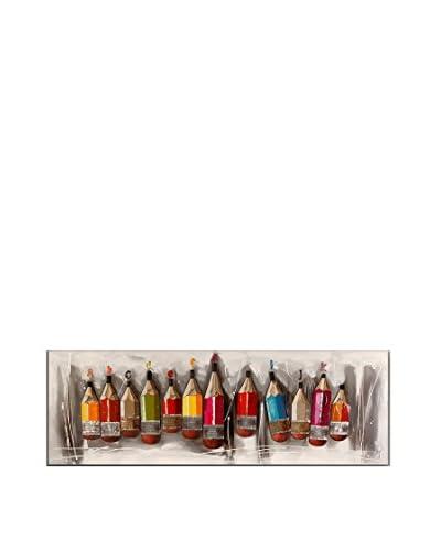Arte Dal Mondo Edgar Ramirez Matite 50X150X3,5 cm